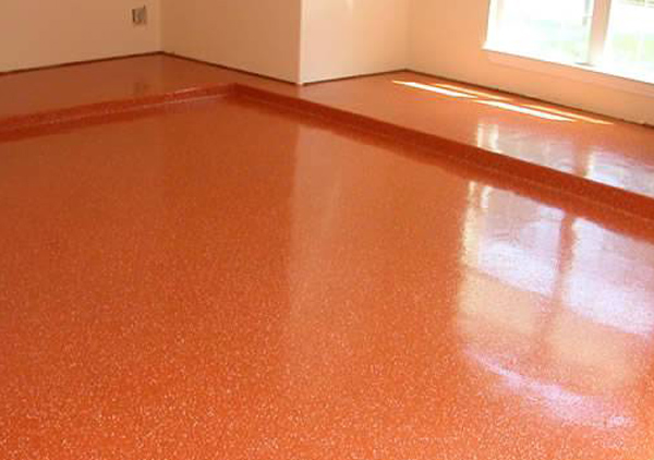 Garage Floors Pppppain Services Los Angeles Mural Artist